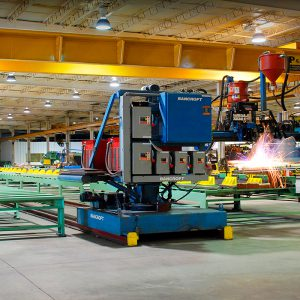 Steel Building Manufacturing