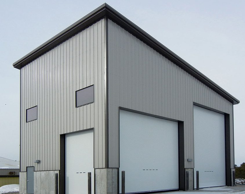 Custom Steel Building