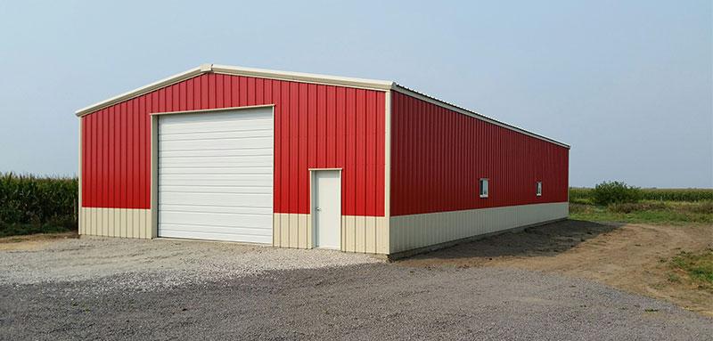 Louisiana Steel & Metal Building Kits | Sunward Steel ...