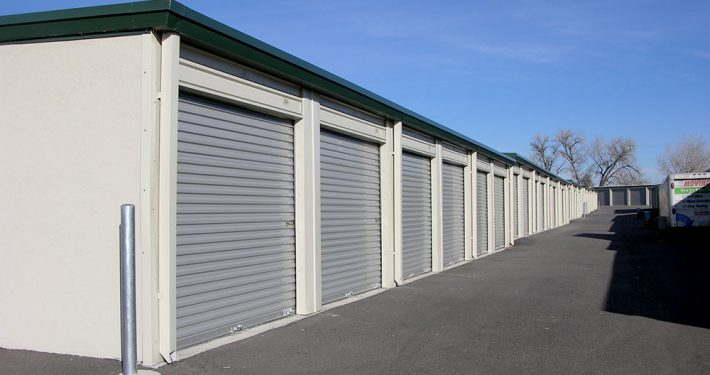 Steel Self Storage Builings