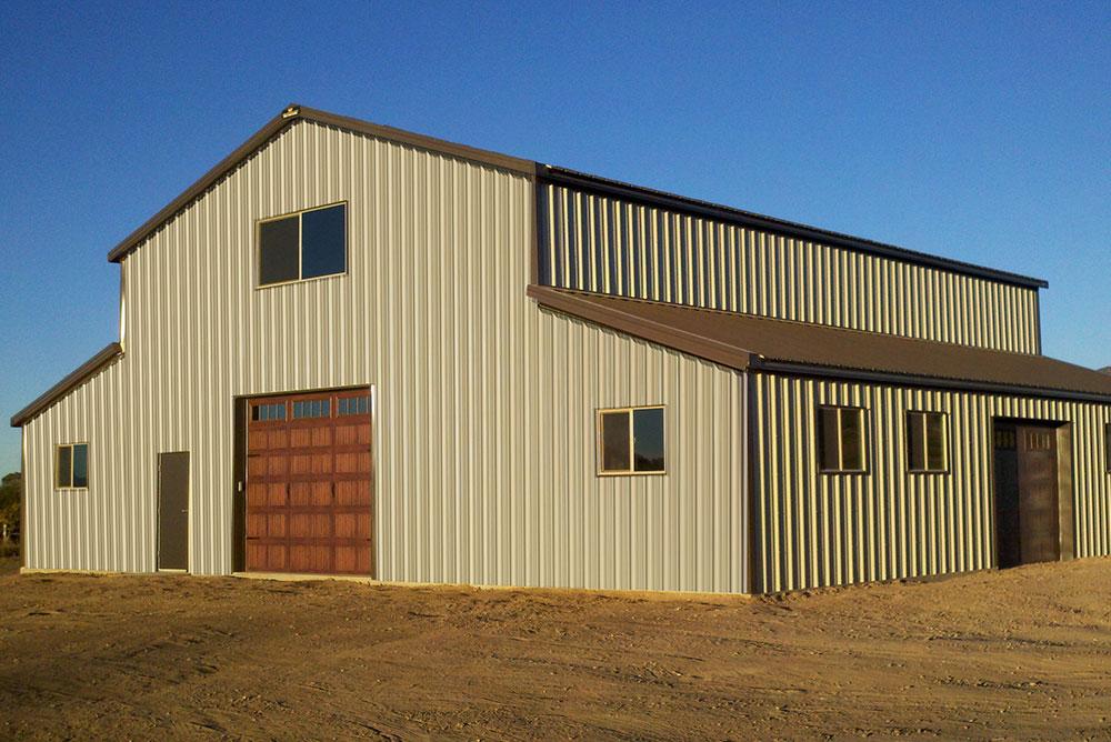 Agricultural Buildings | Hay Barns | Farm Storage Buildings
