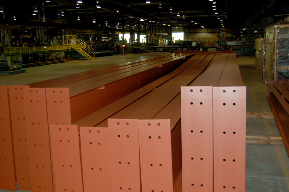 Sunward Steel Building Factory