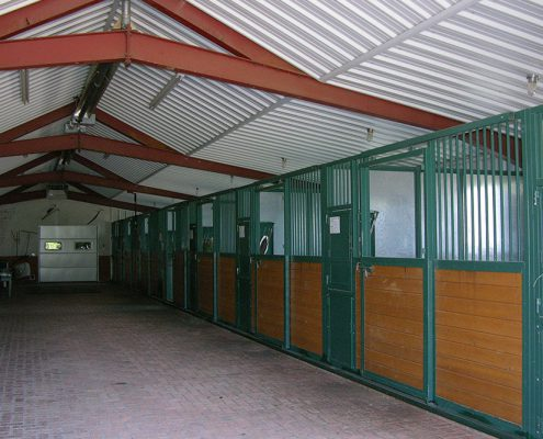 Horse Bunker