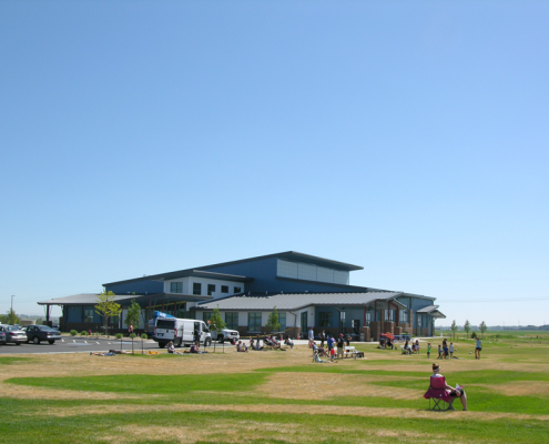 Milliken Athletic Center