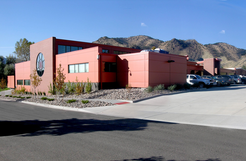 Commercial Metal Building in Golden, CO