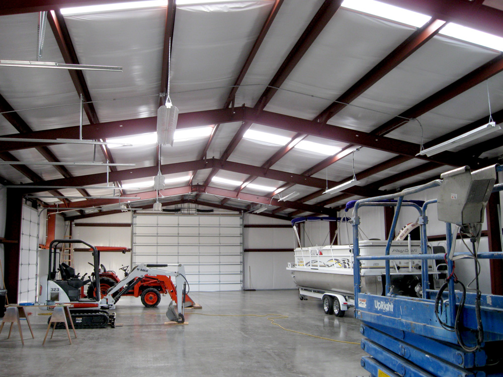 Diy Garages And Steel Shop Building Kits Sunward Steel