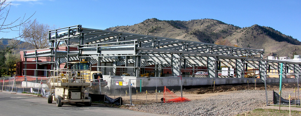 Steel Building Construction Colorado