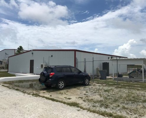 Sunward Building Bahamas