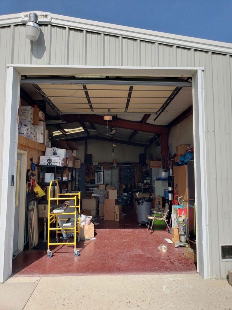Multipurpose Steel Building In West Fargo North Dakota