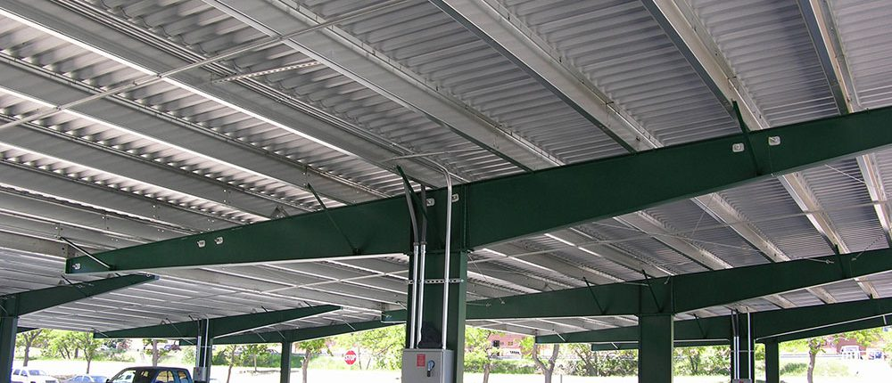 Metal Canopy