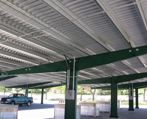 Metal Canopy