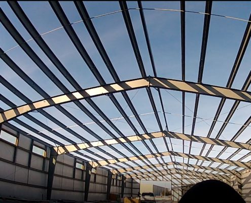 Metal Building Contruction