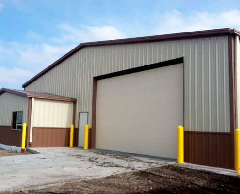 Commercial Metal Building ND