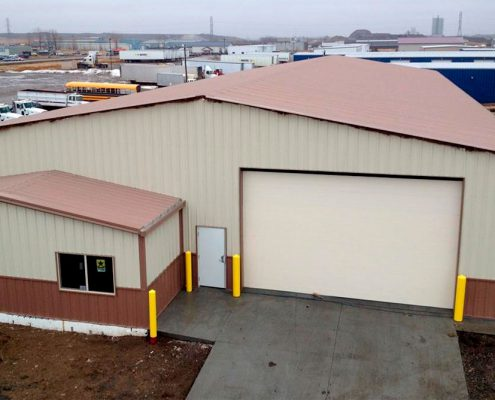 ND Commercial Metal Building
