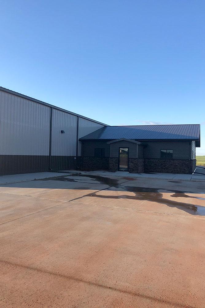 Metal Building North Dakota