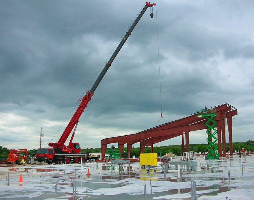 Metal Building Construction in TX