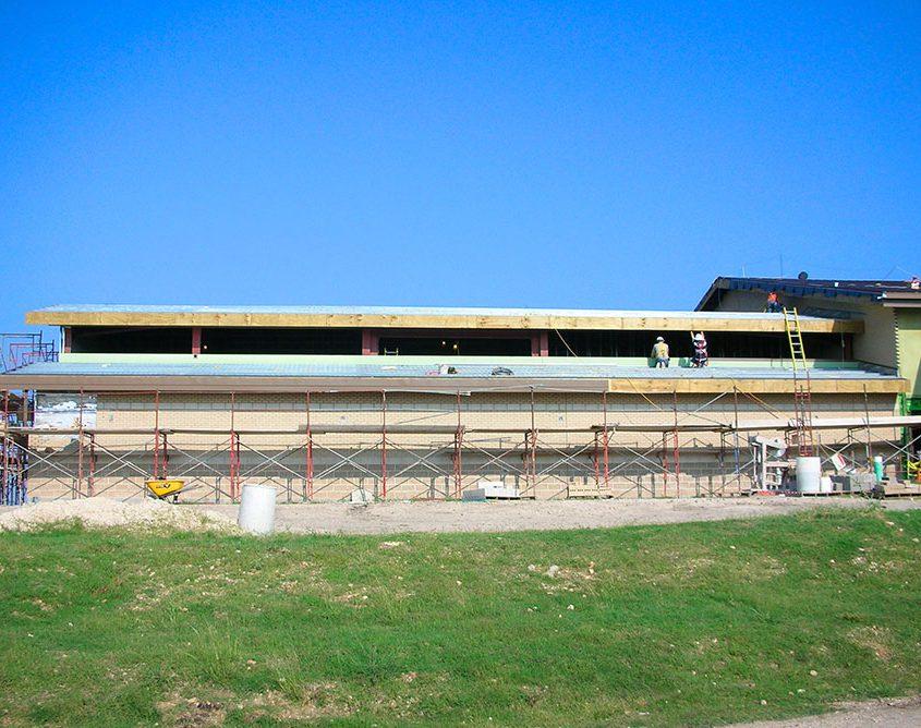 Steel Building Construction Texas
