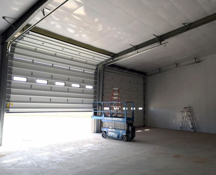 Steel Garage Shop Nebraska