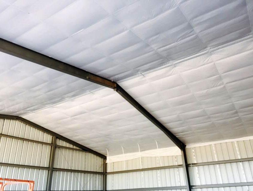 Steel Garage Kit