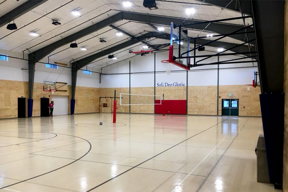 Recreational Buildings Gymnasiums