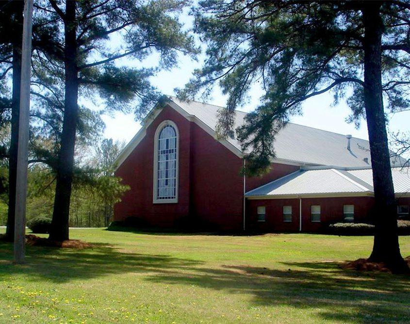 Metal Church Building Kit