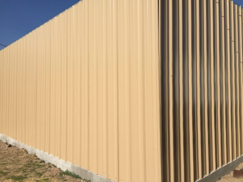 Metal Building Walls