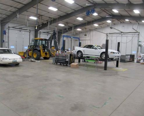 Automotive Metal Shop Kit