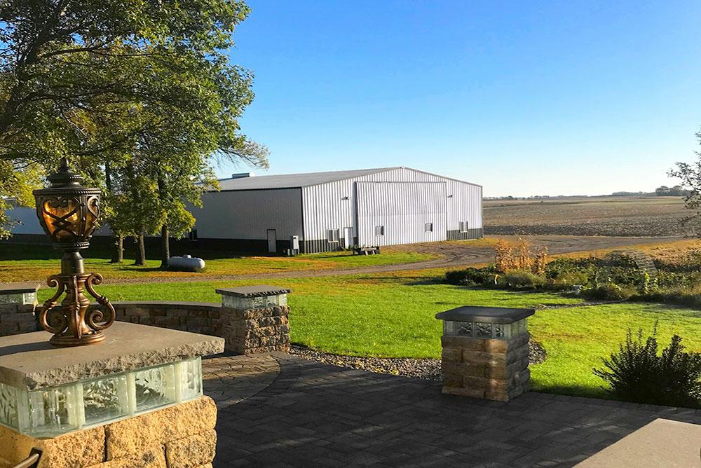Agricultural Farming Building