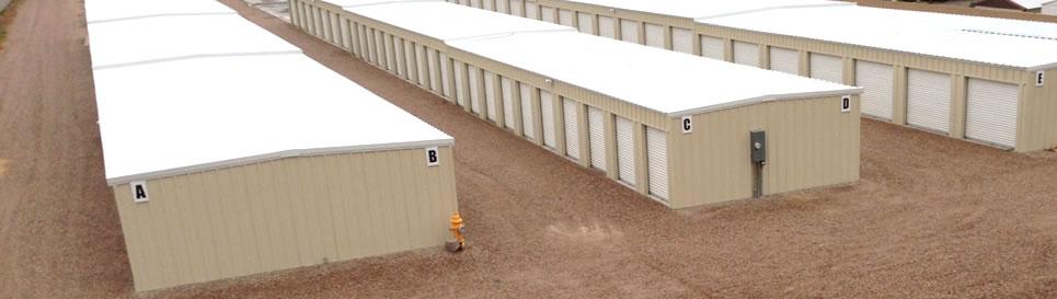 Self Storage Complex in Idaho