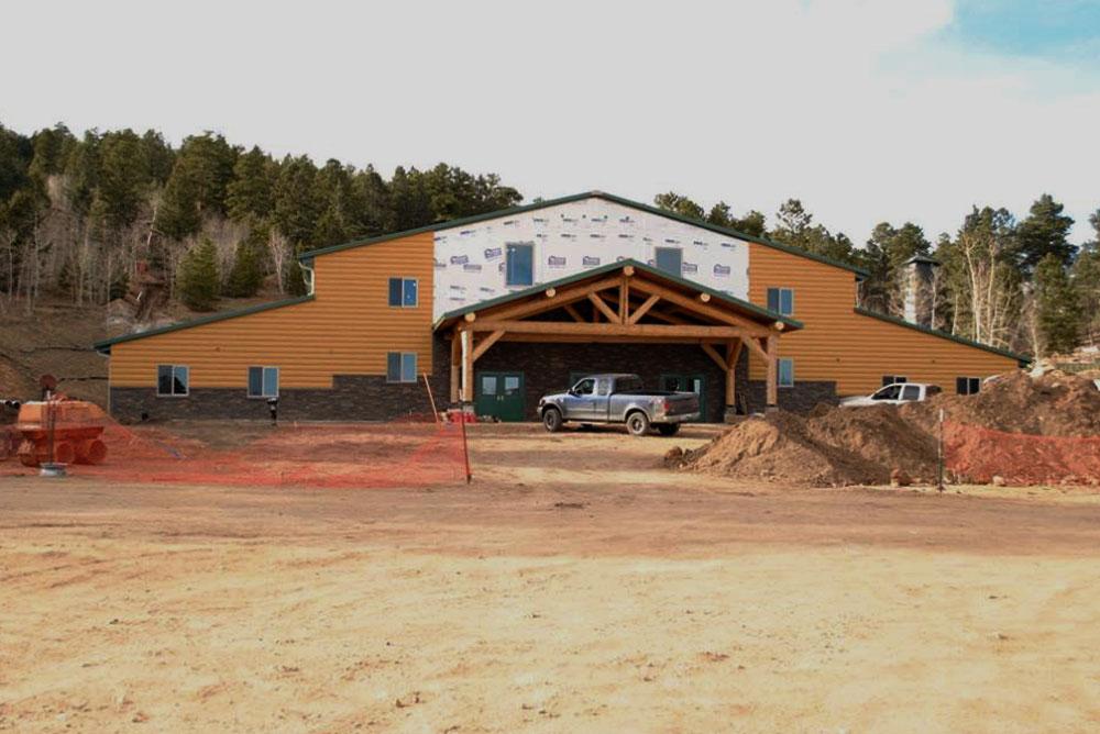 Steel Recreational Building