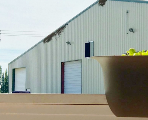 Steel Warehouse Facility
