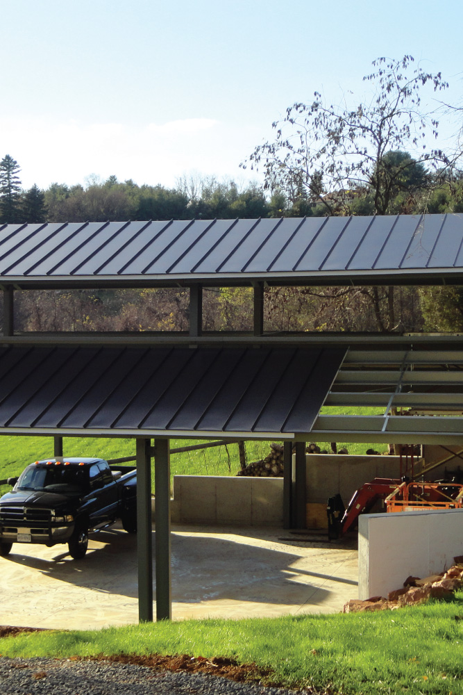 Standing Seam Roof Panel