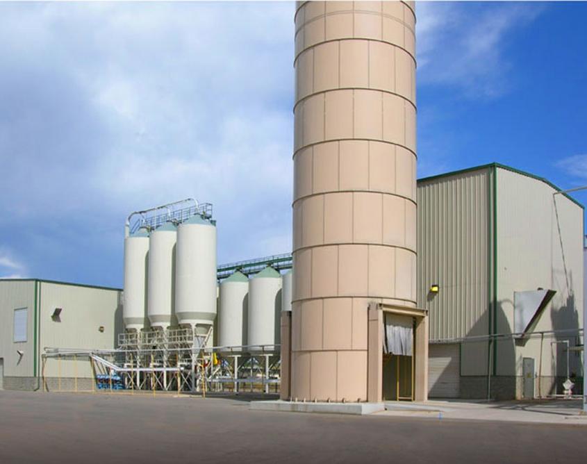 Industrial Industry Building