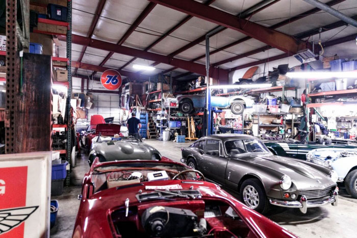 Metal Garage Shop