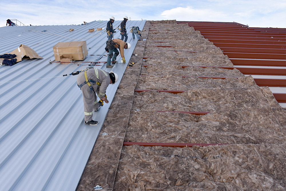 Roof Insulation System