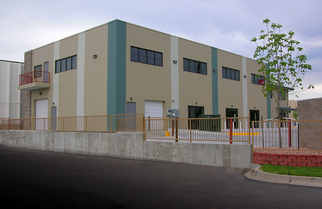 Warehouse Colorado