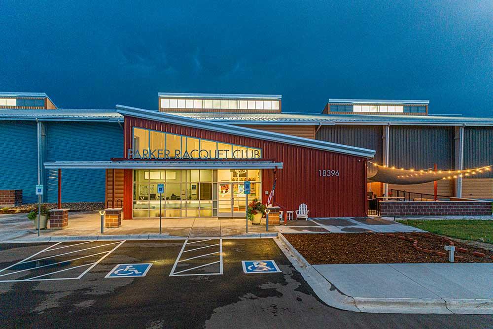 Metal Recreation Building