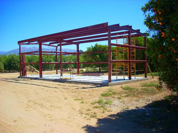 Metal Garage Storage