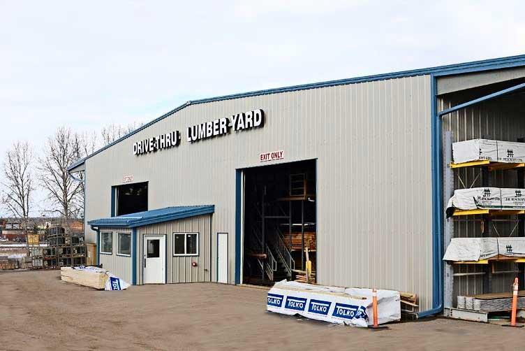 Metal Econo Lumber