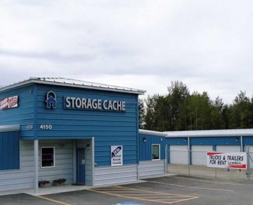 Metal Storage Complex
