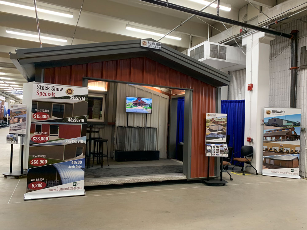 Stockshow Booth