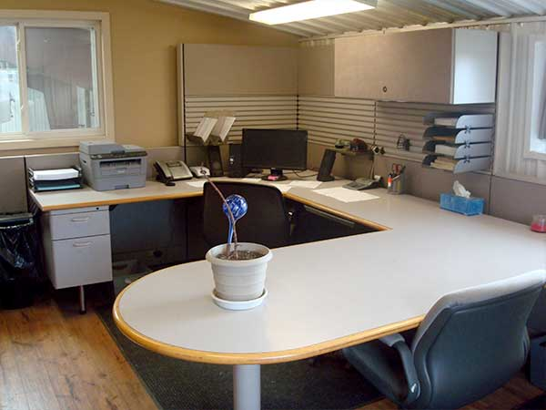 Steel Corporate Office