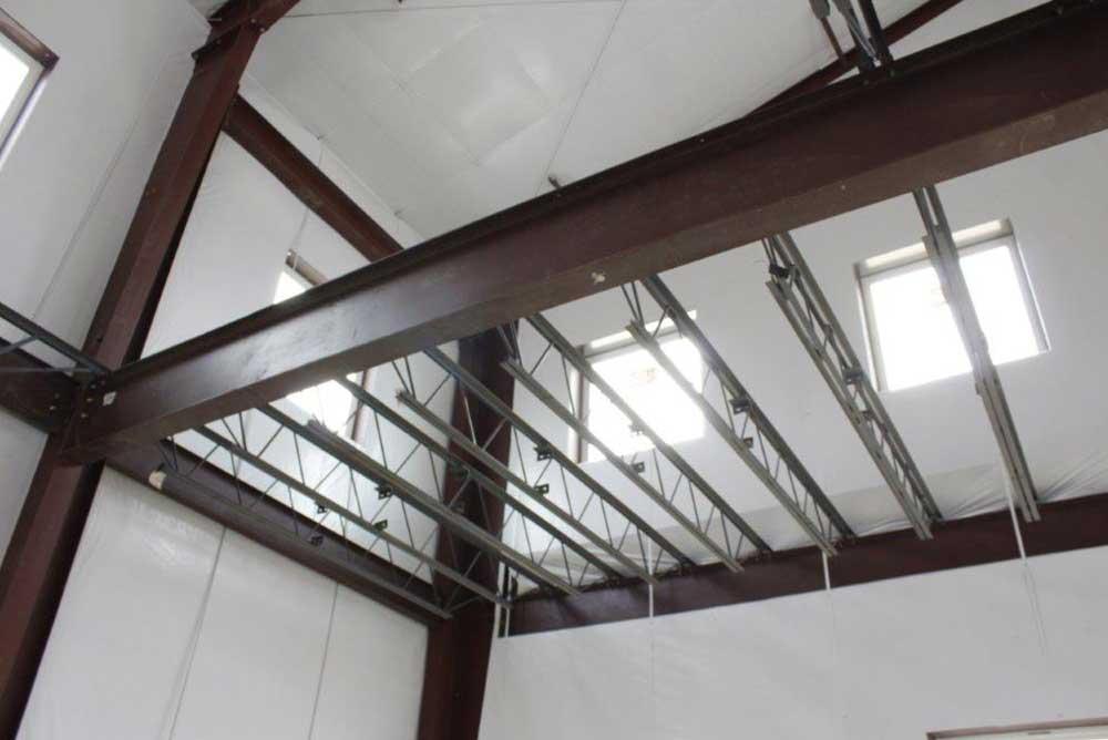 Mezzanine In Metal Building