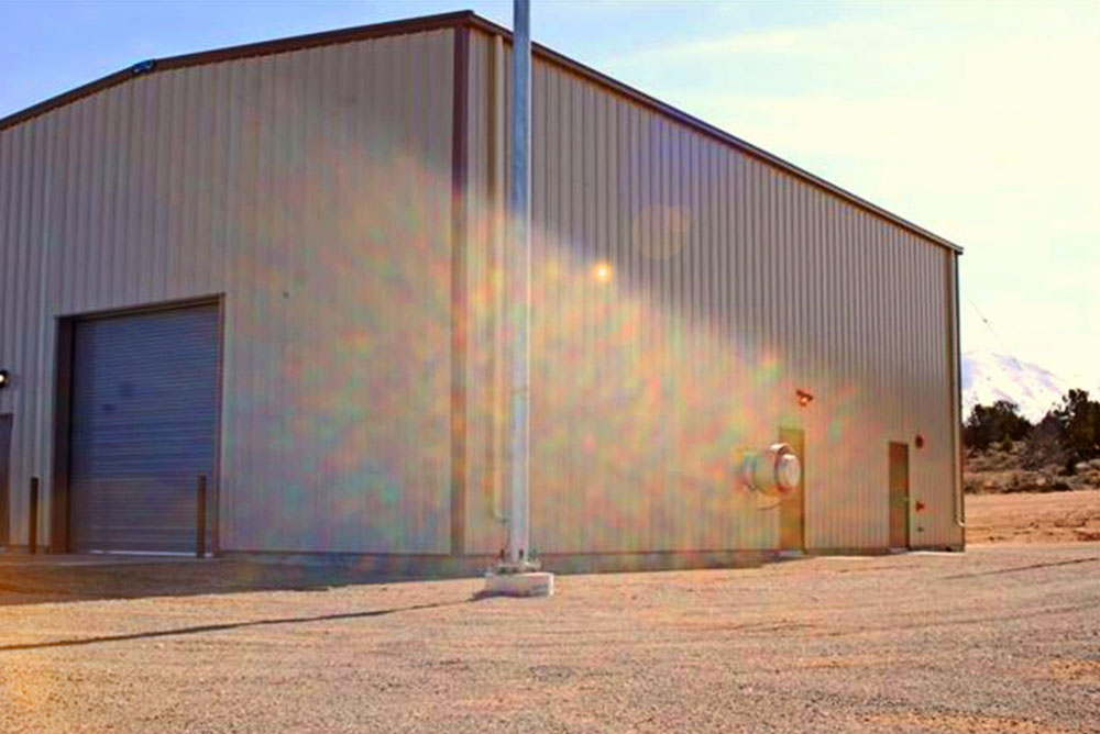 3 Mixed-Use Prefabricated Metal Buildings in Tooele, Utah