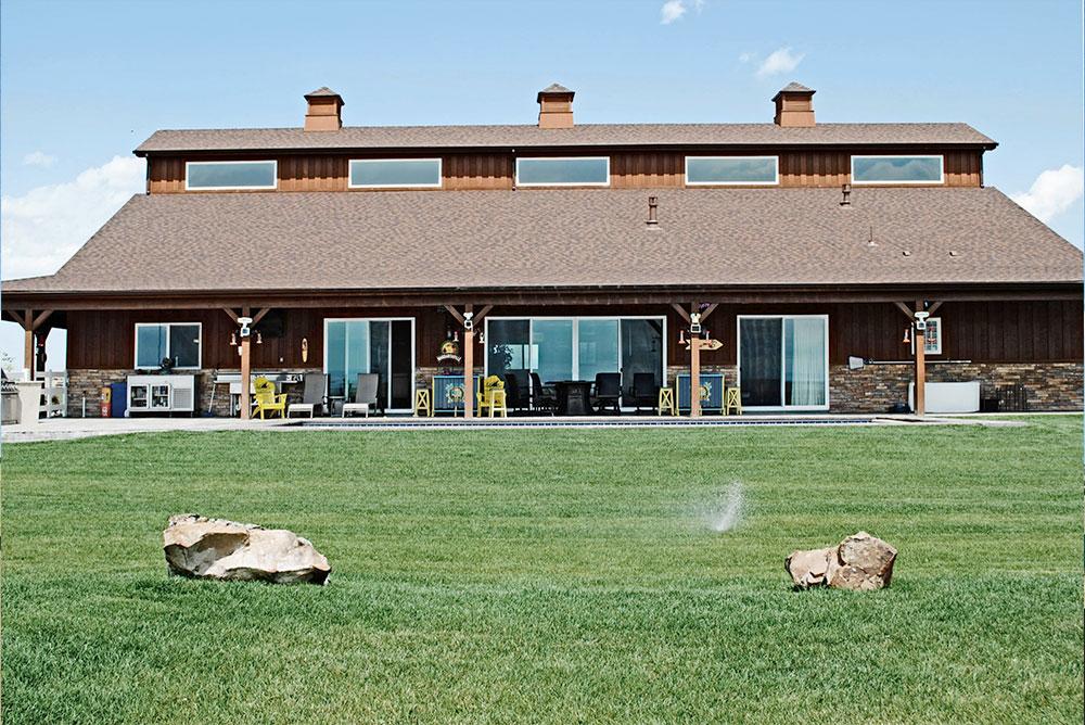 Colorado Metal Home