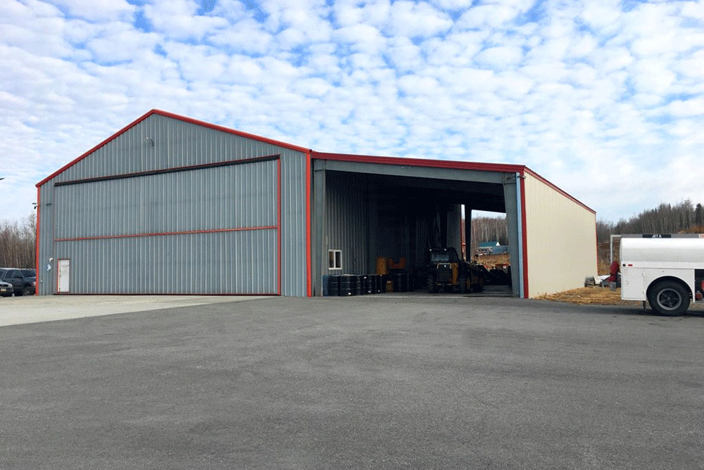 Metal Hangar AK