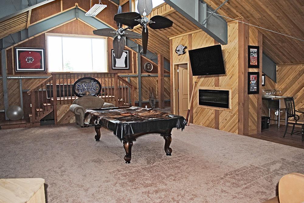 Metal Home Interior
