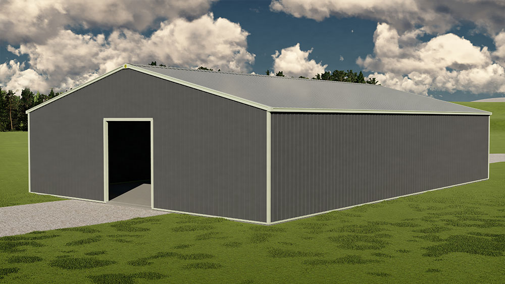 Steel Building Closeout