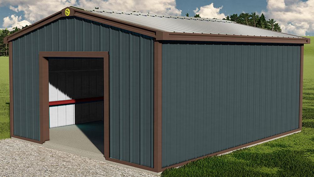 Steel Building Kit Price