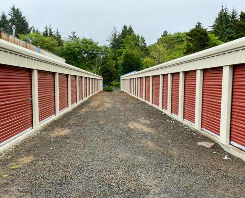 Oregon Mini Storage Building
